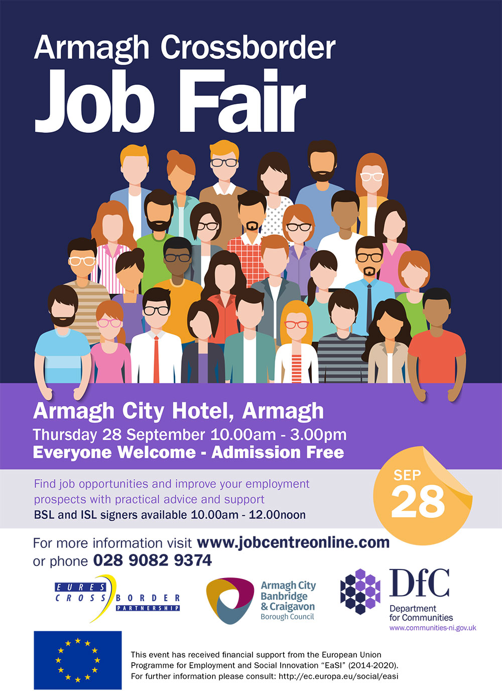 Armagh Job Fair