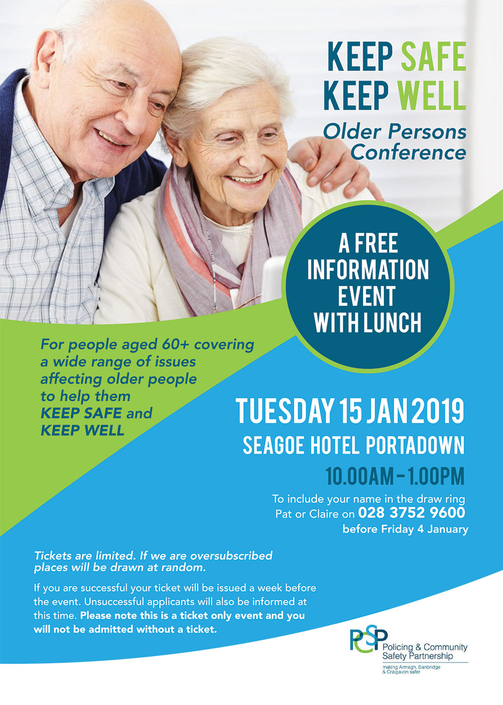 A5 Flyer Older Persons Conference