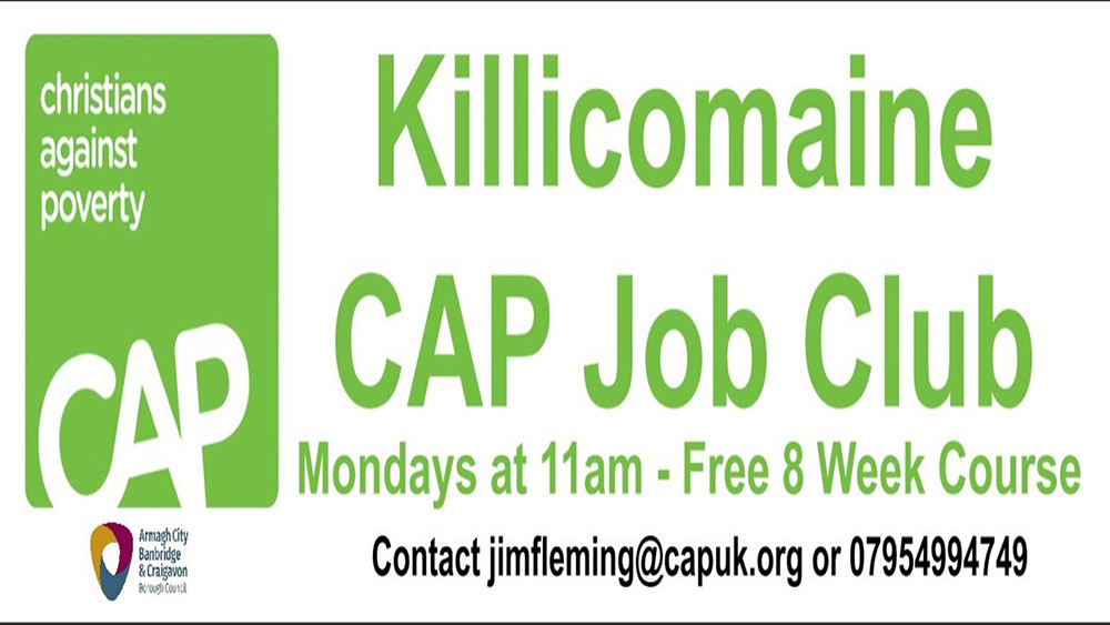 Killicomaine Job Club 2