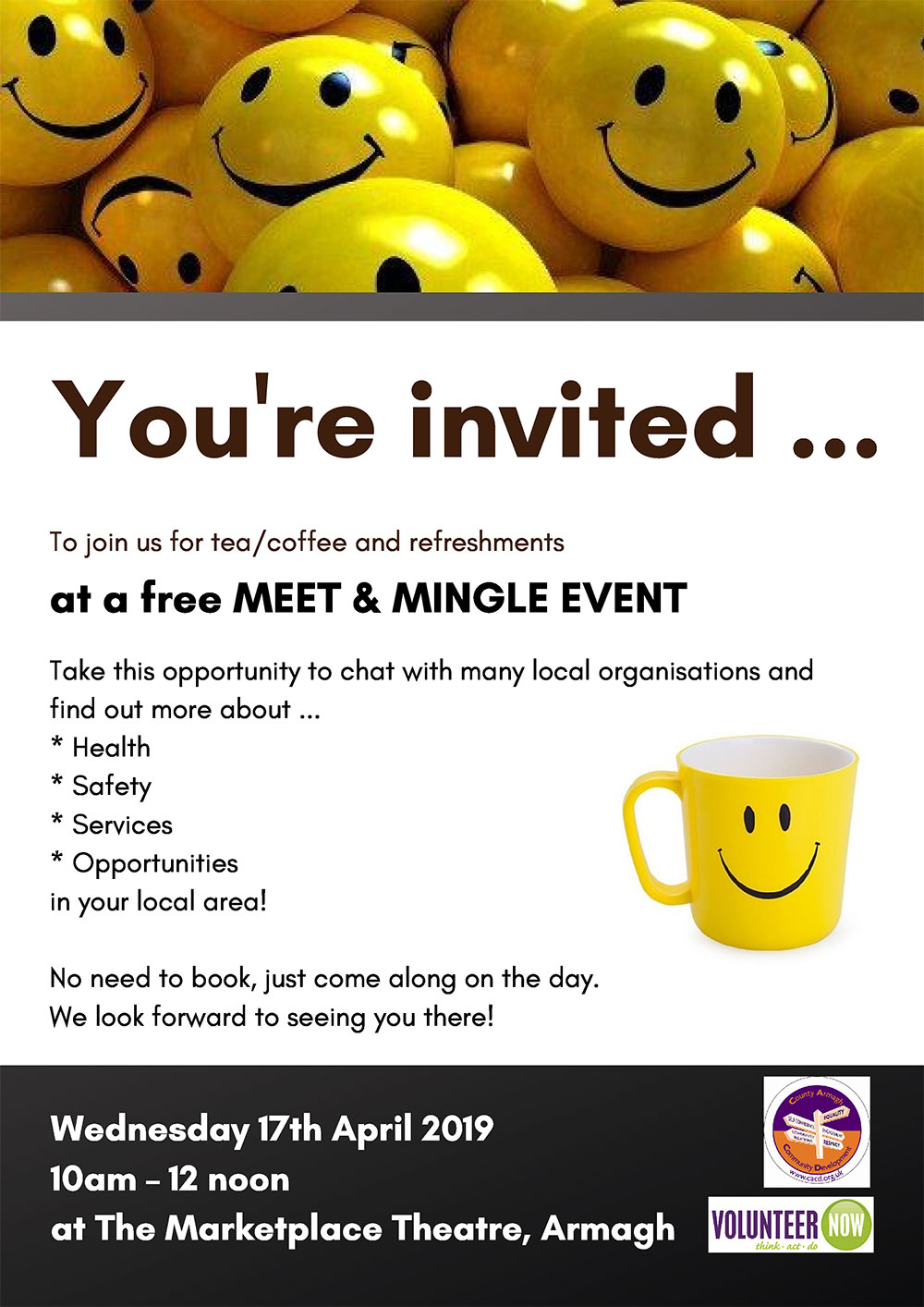 Meet and Mingle Armagh