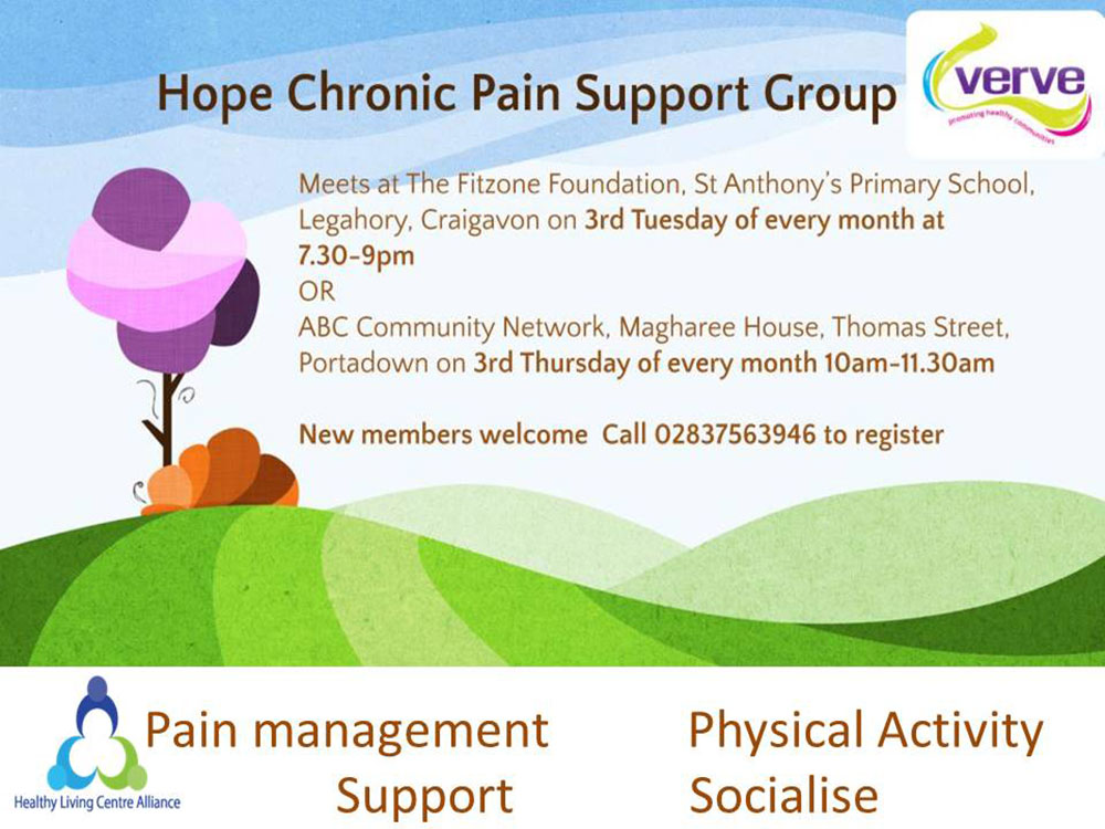 pain Support group