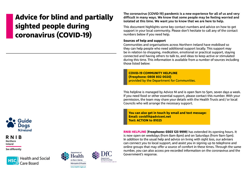 Blind Partially Sighted 1