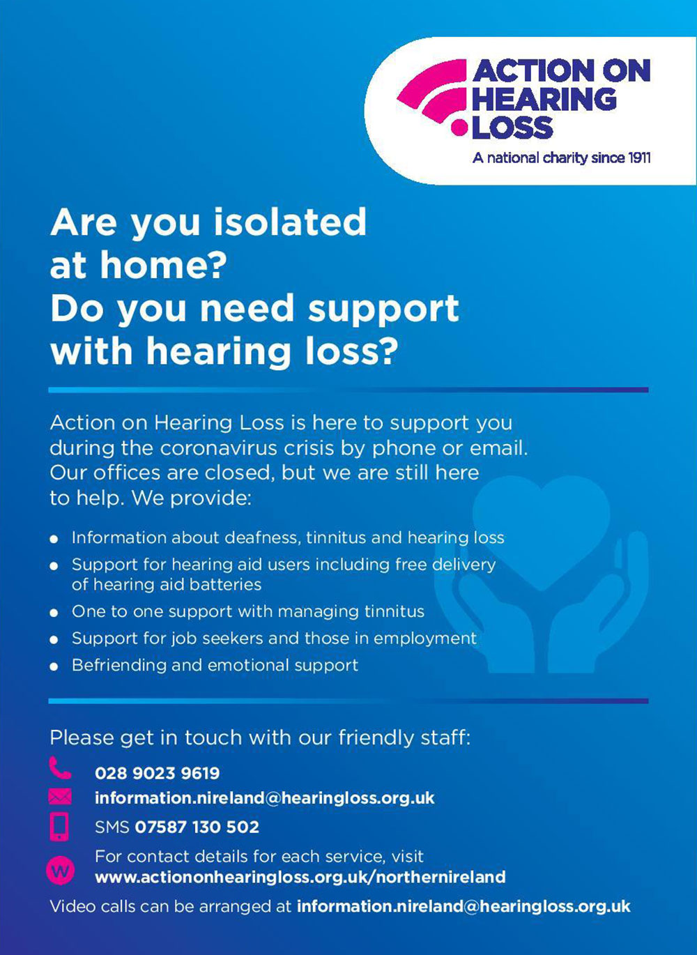 Action for Hearing Loss
