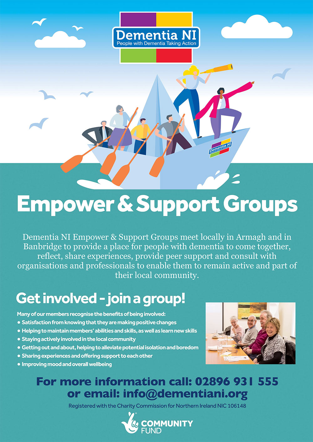 DEMENTIA NI EMPOWER GROUP